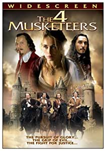 The 4 Musketeers [DVD] [2005] [Region 1] [US Import] [NTSC]
