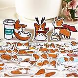 39pcs Creative Cute Self Made Coco Dog 2/ Cute Dog Scrapbooking Stickers Dekorative Sticker DIY Craft Fotoalben