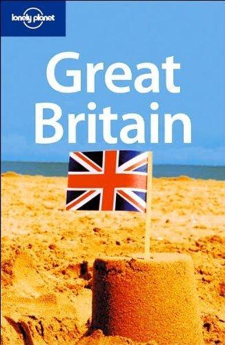 Portada del libro Lonely Planet Great Britain (Lonely Planet) by David Else (2007-05-01)