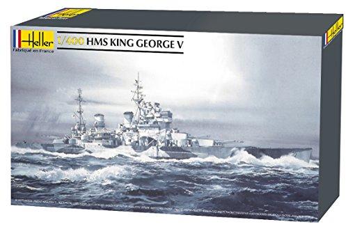 Heller 81088  - El acorazado King George V importado de Alemania