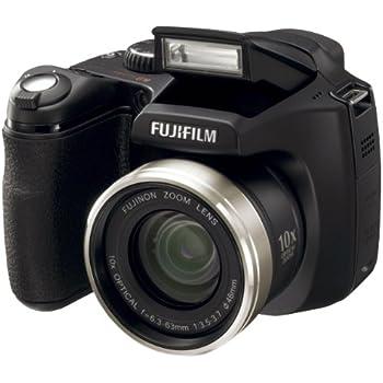Fujifilm FinePix S5800 Digital Camera - Black (8.0MP, 10x Optical Zoom) 2.5 inch LCD