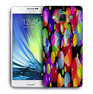 Snoogg colorful bubbles 2606 Designer Protective Back Case Cover For Samsung Galaxy ON5