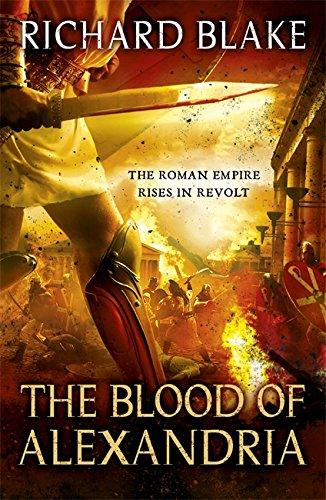 the-blood-of-alexandria-death-of-rome-saga-book-three