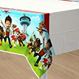 Party Propz Paw Petrol Theme Table Covers For Birthday Parties
