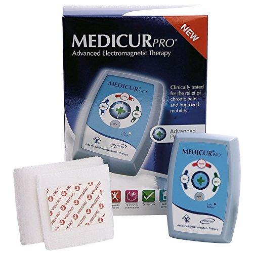 Electro terapia del campo magnetico pulsata medicur pro–naturale (pemf) dispositivo