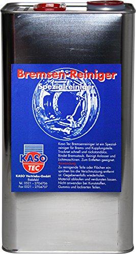 Preisvergleich Produktbild KasoTec Bremsenreiniger Spezialreiniger - 5 Liter Blechkanister