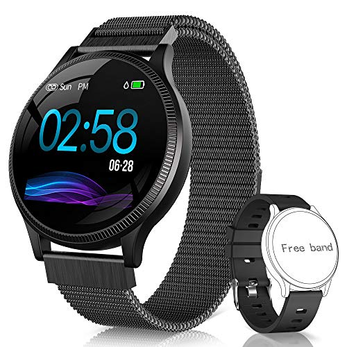 reloj naixues smartwatch pulsometro crossfit