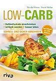 Image of Low Carb: Kohlenhydrate einschränken - schlank werden - besser leben - schnell und sicher abnehmen