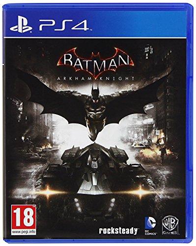 Warner Bros Batman: Arkham Knight, PS4 [Edizione: Regno Unito] - Multilingua [Italiano Incluso]