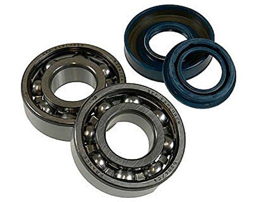 Preisvergleich Produktbild Kurbelwellenlager Satz STAGE6 Metall - APRILIA Di-Tech ab 03 (Piaggio Motor) TYP:RL(D)
