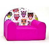 Silla sillita para niño infantil mueble H (rosado H17)