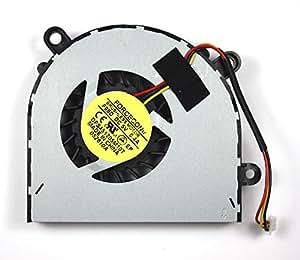 MSI DFS451205M10T F98D 052610A, MSI FX610, MSI FX610MX Kompatibler Notebook Lüfter