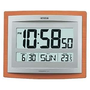 casio digital wall clock id155df