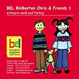 Learning English with Chris & Friends Bildkarten CD-ROM 1 [import allemand]