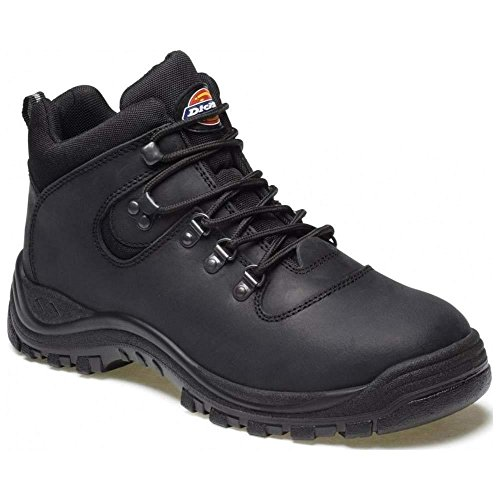 Dickies Mens Fury Safety Work Hiker Boots Ladies Steel Toe Cap Size UK 4-12 UK
