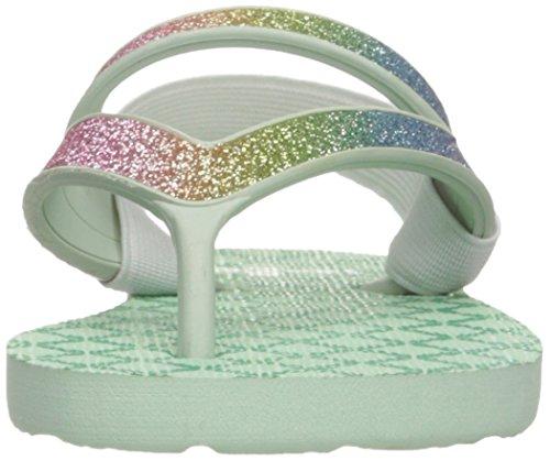 Flip Selene Ragazzino Menta Sanuk flop Bambini bambino Dell'arcobaleno Nebbiosa Lil Bambinone Cristallo IT4xS7