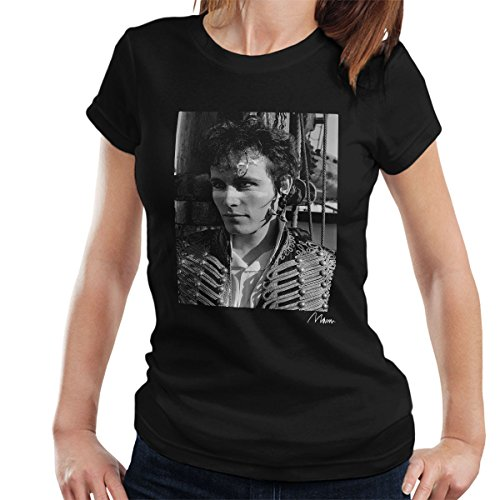 Charming Shirt Prince (Adam Ant Prince Charming Black And White Women's T-Shirt)