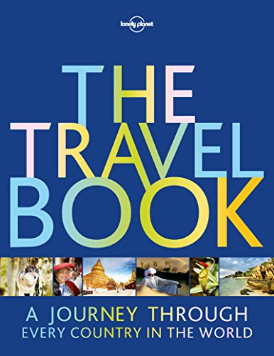 The Travel Book [paperback]- 3ed - Anglais