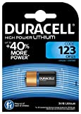 Duracell Ultra Lithium Batteria Specialistica per Foto, Stilo 123, Confezione da 1