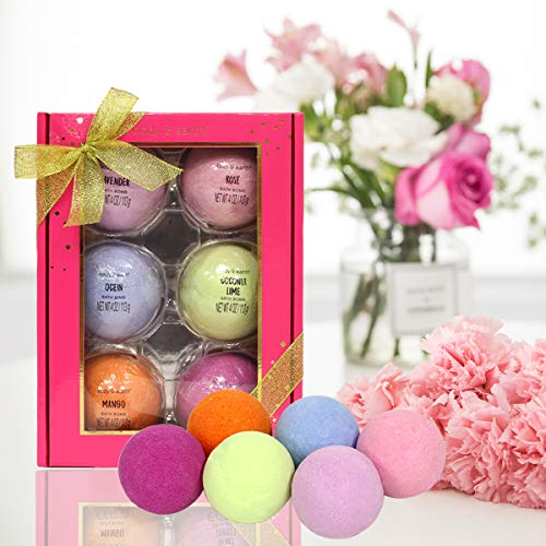 Bath Bombs Gift...
