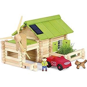 JeuJura - Juego de construcción para niños de 145 Piezas (8071)