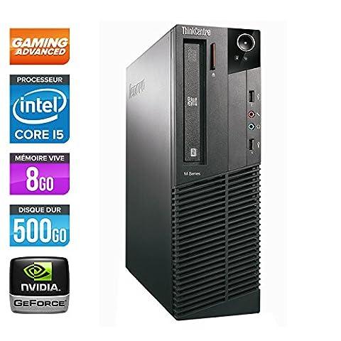 Nvidia Gtx 750 Ti - Lenovo ThinkCentre M81 SFF - Ordinateur de