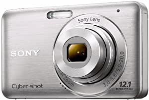 Sony DSCW310 Cyber-Shot Digital Camera  (12.1 MP, 4 x Optical Zoom, 2.7 inch LCD) - Silver