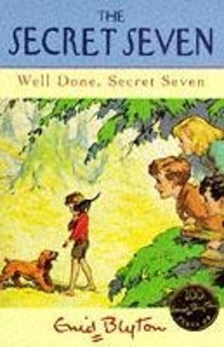 Well done, Secret Seven