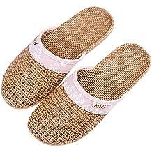 Pantofole da Bagno Piatte Sandali Estivi Doccia da Spiaggia Scarpe  Antiscivolo Gomme da Casa Interne Ed 07db94b9e5d