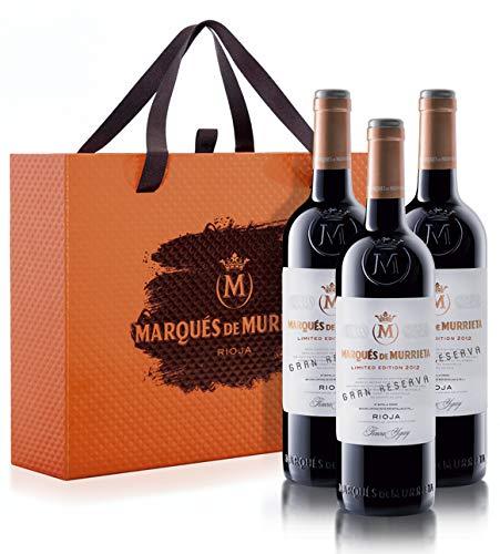 Marqués De Murrieta Tinto Gran Reserva 2011. Estuche Premium 3 Botellas 0,75l
