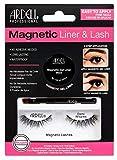 ARDELL Professional Magnetic Liner & Lash - Demi Wispies, magnetischer Eyeliner mit 1 Paar magnetische Wimpern, einfaches Anbringen, wasserfest und wiederverwendbar