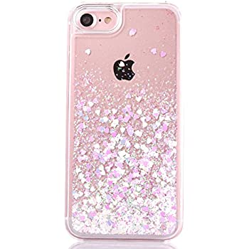 pink sparkly iphone 7 case