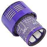SODIAL Unité de Filtre Lavable pour Dyson V10 SV12 Aspirateur de Nettoyage Total...