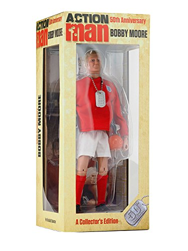 Image of Action Man 50th Anniversary Limited Edition - Bobby Moore
