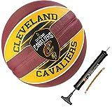 Spalding equipo bola Cavaliers baloncesto equipo tamaño de la bola 7