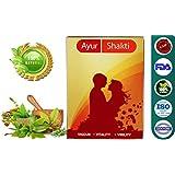 Vitagreen Ayur Shakti 100% Pure & Natural Men Power Capsule 500Mg - 10 Capsules (Pack Of 1)