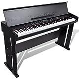 vidaXL Piano Meuble Classique Digitale avec 88 Touches Piano avec 88 Touches Pianos