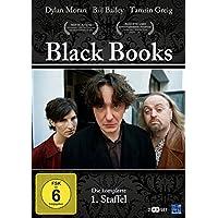 Black Books Staffel 1