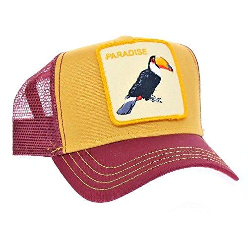 Goorin Bros. Animal Farm 'Take Me to' Toucan Snapback Trucker Hat