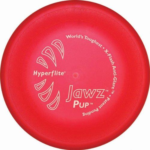 Hyperflite K10 Jawz Pup - KIRSCHROT X-FLASH Anti-Glanz-Effekt -