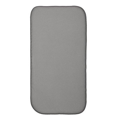 interdesign-idry-assorbente-kitchen-countertop-tappetino-scolapiatti-pewter-avorio-4752-x-2286-cm