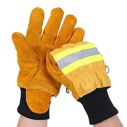 Guantes de protección contra incendios