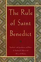 The Rule of St.Benedict (An Image Book Original)