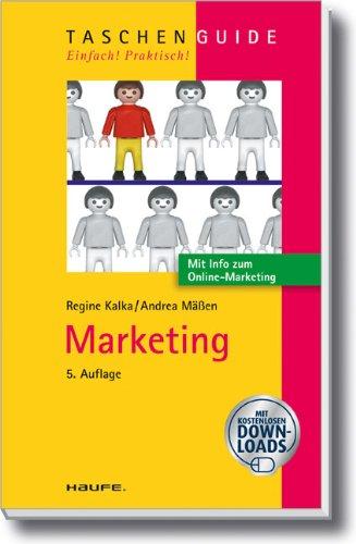 Buchseite und Rezensionen zu 'Marketing' von Regine Kalka