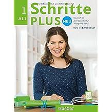 Schritte plus Neu 1: Deutsch als Fremdsprache/Kursbuch+Arbeitsbuch+CD zum Arbeitsbuch