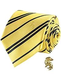 Corbata pin Harry Potter Hufflepuff