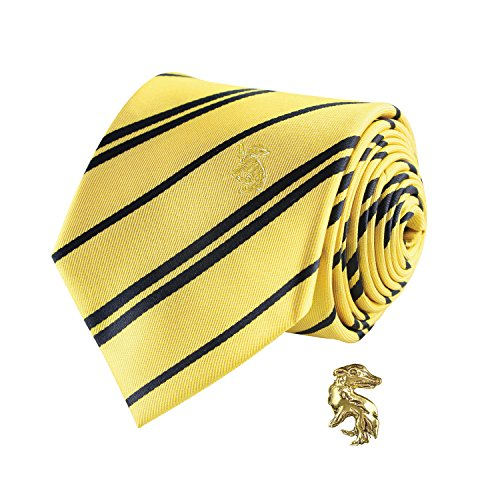 Corbata pin Harry Potter Hufflepuff