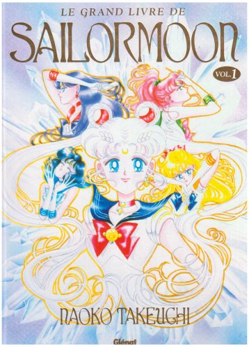 Sailormoon art book: 1 por NAOKO TAKEUCHI
