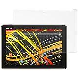 atFolix Folie für ASUS ZenPad 10 (Z301MFL) Displayschutzfolie - 2 x FX-Antireflex-HD hochauflösende entspiegelnde Schutzfolie