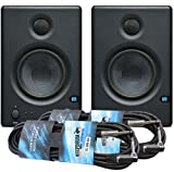 Presonus Eris 3.5 Aktive Monitor Boxen + 2x KEEPDRUM Klinkenkabel
